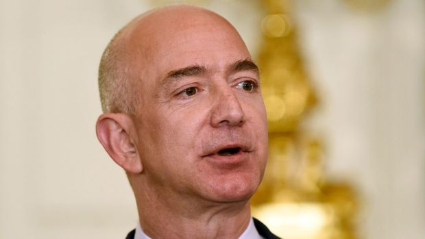 It's been an expensive week for mega billionaires like Amazon founder Jeff Bezos.