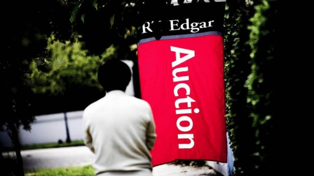 The national auction clearance rate rose to 67.7 per cent in the week to February 11.