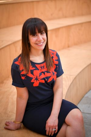 Sarah Krasnostein won the $100,000 Victorian Prize for Literature for The Trauma Cleaner.