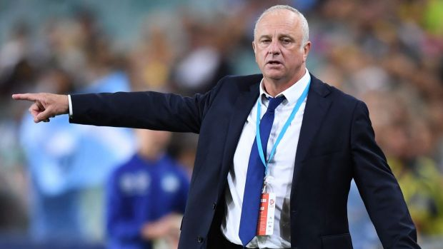 Graham Arnold will coach the Socceroos after the World Cup.