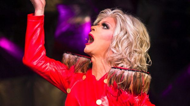 Panti Bliss in RIOT.