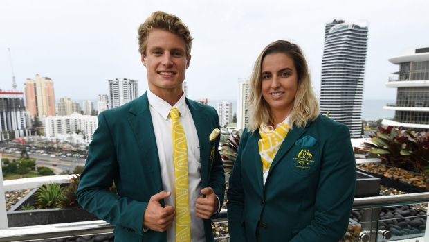 Commonwealth Games embraces the 'mankle' in Gold Coast-inspired uniforms