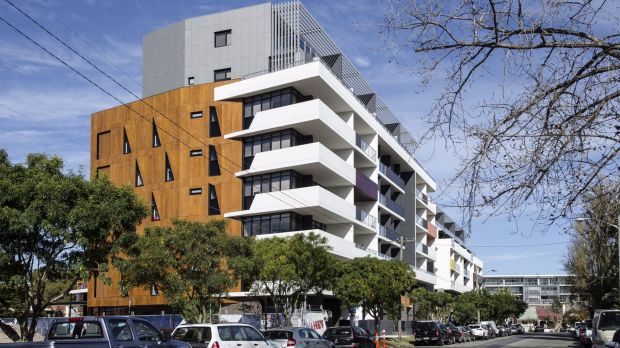 Community housing provider City West opened its first affordable housing development in Green Square - Exordium ...