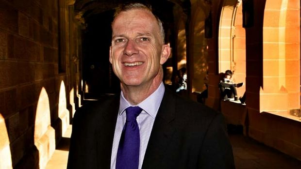 University of Sydney Vice-Chancellor, Michael Spence