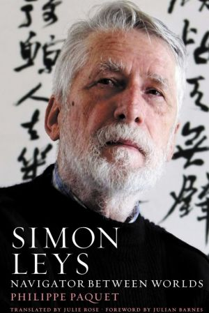 Simon Leys. By Philippe Paquet.