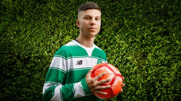 Belconnen United 17-year-old Leo Mazis has signed with Celtic FC.