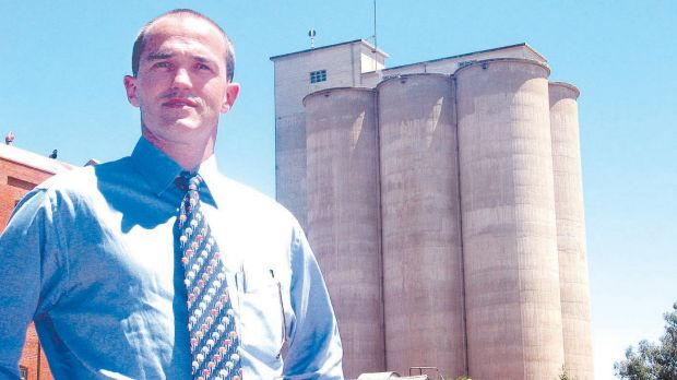 Johnny Kahlbetzer, of the Twynam Agricultural Group, pictured in 2005. Mr Kahlbetzer owned some of the dead horses.