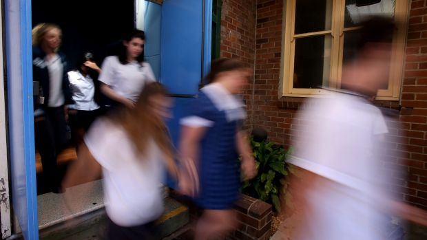 A video was posted online on a popular Canberra Facebook page on Wednesday night purporting to show one girl assaulting ...