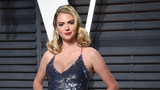 Kate Upton: Guess co-founder Paul Marciano grabbed my breasts, called me a 'fat pig'