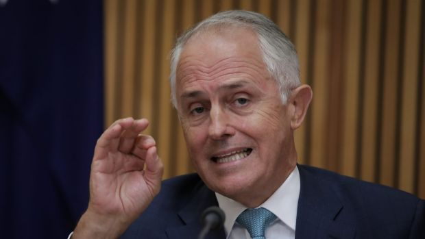 Prime Minister Malcolm Turnbull has placed the company tax cut at the heart of the Coalition's economic agenda.