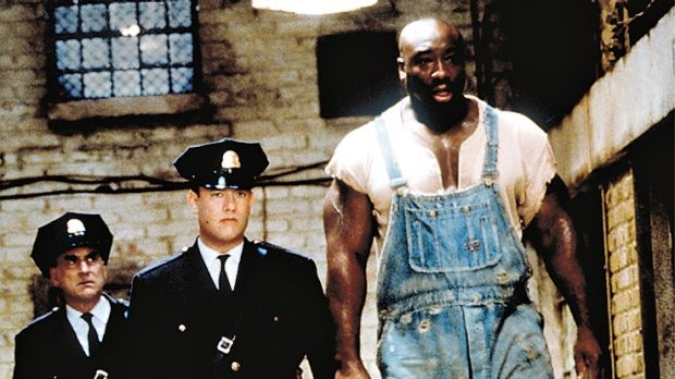 Art director Terence Marsh worked on design for the prison in The Green Mile.