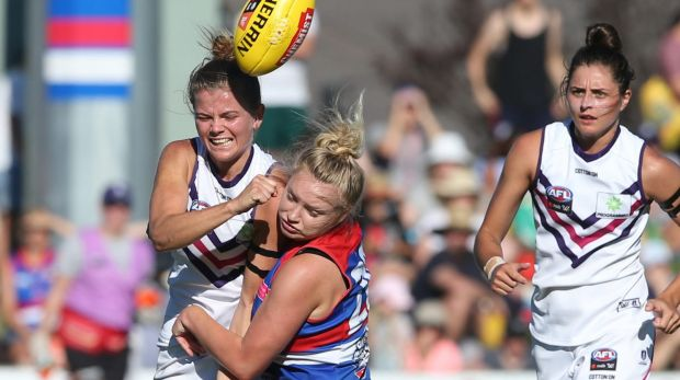 A growing body of research suggests female athletes are more likely to suffer concussion from less brutal blows and ...
