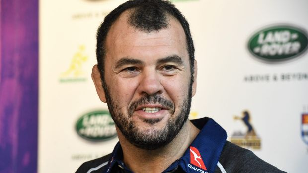 Weighing up the pros and cons: Michael Cheika has thrown his support behind the sabbatical concept, 'when the situation ...
