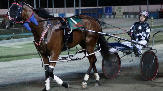 Imposing record: Kate Gath has driven over 1000 winners.