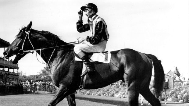 Immortalised: Tulloch is just one legend to be honoured with a race in his name on Bathurst Cup day.
