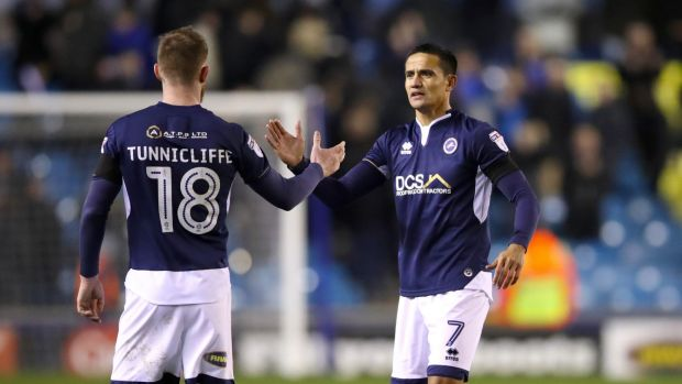 Tim Cahill has not been making many appearances for Millwall but has been named in the Socceroos squad.