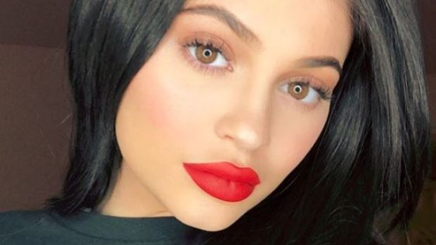 Lip kit queen, wealthiest of her sisters, and now mother. How do we know? She posted it on social media.
