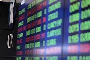 The Australian market is poised to lift on the back of strong commodity prices.