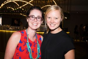 Palace Electric AFFF Festival Media Launch Socials for Print Tuesday 13th of February. Gemma Jackson and Tanya ...