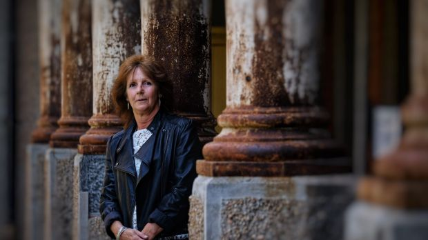 It left a scar: Maree Holt returns to Abbotsford Convent, where she grew up in the 1960s under care of the Sisters of ...