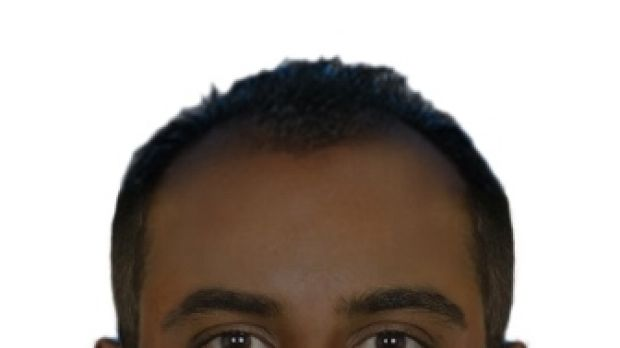 An image of the man whose body was found in St Kilda.