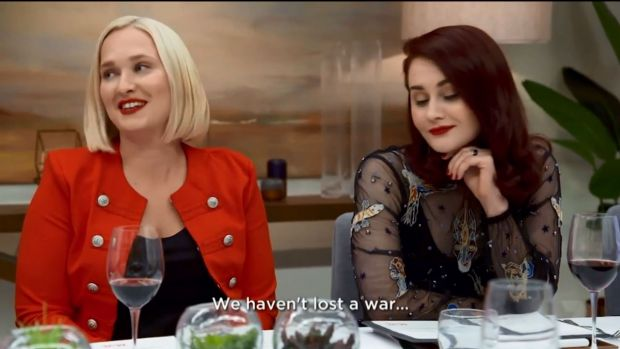 My kitchen rules 2018 wait who says the russians never for Y kitchen rules 2018