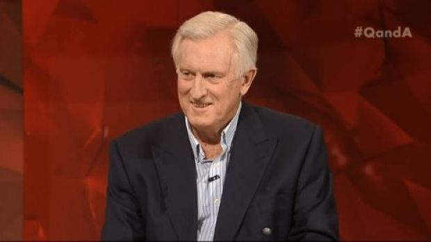 John Hewson, who endured his own airing of dirty laundry, offered sage advice.