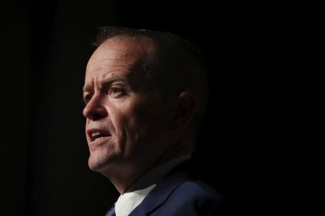 Opposition Leader Bill Shorten is challenging the old rules.