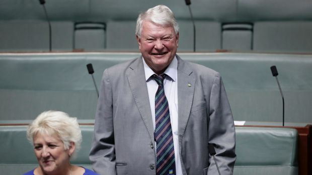 Nationals MP Ken O'Dowd says the questions about Barnaby Joyce's leadership must be resolved.