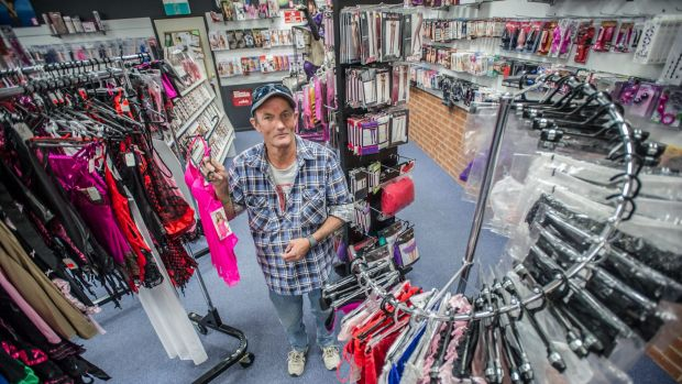 Sexy Time owner Stephen Hawke says sales will go 'through the roof' now that new movie '50 Shades Freed' has been released.