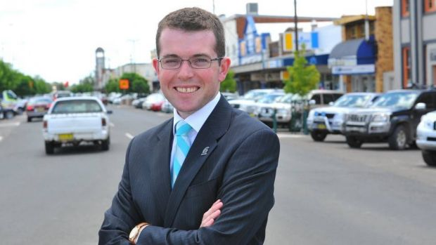 NSW Tourism Minister, Adam Marshall, is being touted as the NSW Nationals' most likely choice to fill the seat of New ...