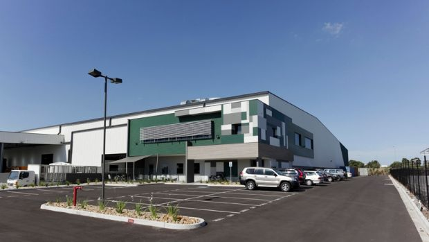 Frasers has purchased land next to its Key Industrial Park.