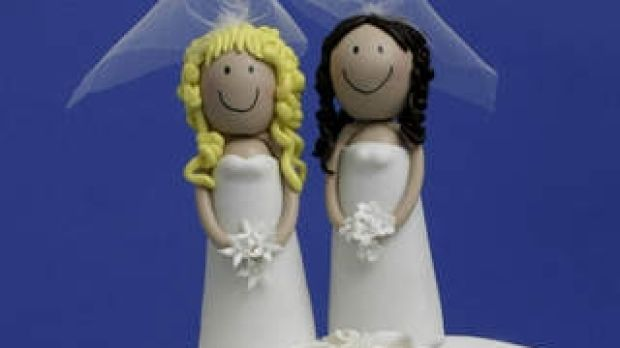 Almost 100 same-sex couples have been married in Queensland.