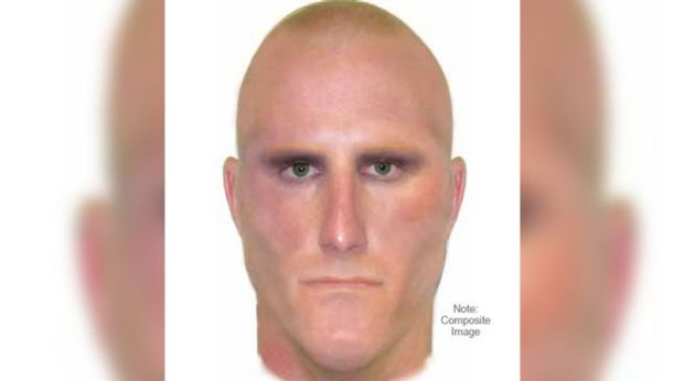 Police have released a composite image of the offender.