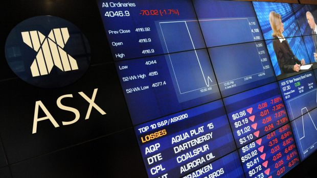 Australian shares are likely to lag global shares.