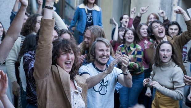 ABC'S <i>Riot</i> recounts the birth of the Sydney Mardi Gras and the gay rights movement.