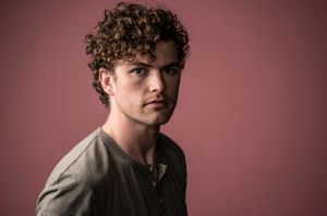 S COVER. Portrait of singer songwriter Vance Joy (James Keogh) 23rd November 2017, Photo: Wolter Peeters, The Sun Herald.