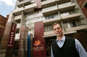 Bespoke Sydney-based Veriu has acquired the Punt Hill Apartments chain.