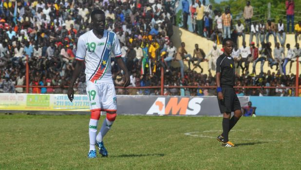 South Sudan played their first World Cup qualifiers in 2015.