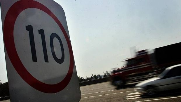 Should the 110km speed limit be reconsidered?