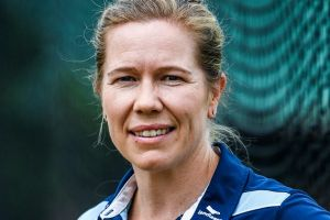 Alex Blackwell is Australia's most capped female player.