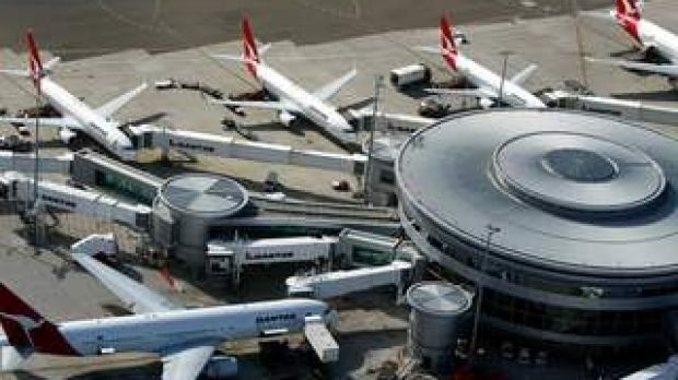 Sydney Airport is benefiting from strong growth in travel.