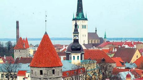 Historic Tallinn in Estonia. The country is at the forefront of e-government technology. Photo: Leisa Tyler