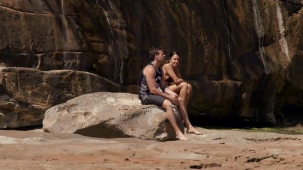 We need to talk: Ryan and Davina are between a rock and a hard place on Married at First Sight.