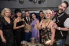Dita Von Teese was the guest of honour at the Darlinghurst Arts Club at Tatler on Wednesday.