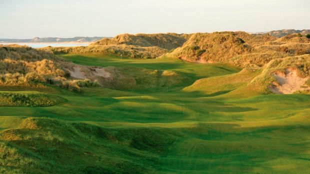 Barbougle Dunes and three other Tasmanian courses have been named in the top 10.