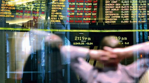 Recovery position: Robust global growth is helping propel the ASX.