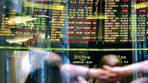 Shares joined in a regional sell-off as the latest drama out of Washington DC upset investors.