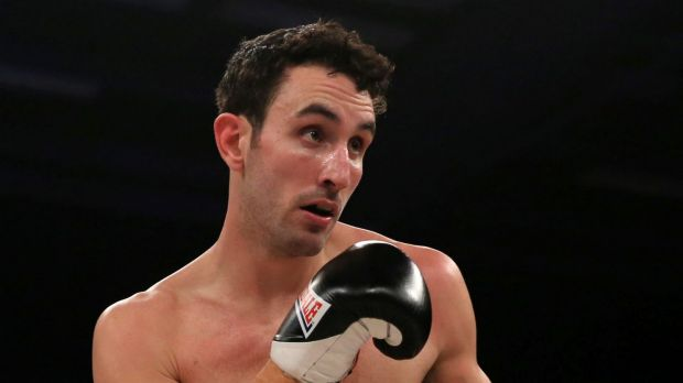 Boxer Scott Westgarth died in hospital after a bout on the weekend.