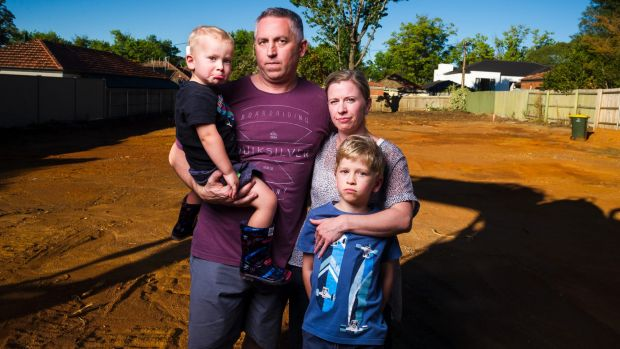Anthony Steve, and Clare Steve with their kids Oliver Steve (3) and Alexander Steve (7) paid $1.6 million for a Mr ...